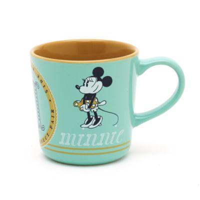 Mug rétro Mickey et Minnie Mouse