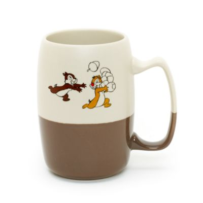 Chip 'n' Dale Glazed Mug