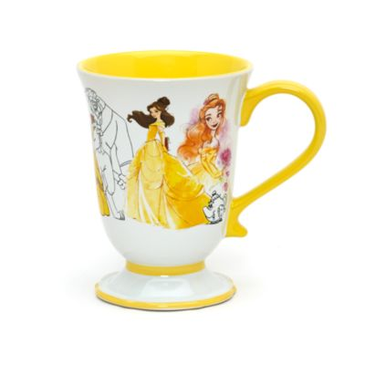 Art of Belle Collage Mug