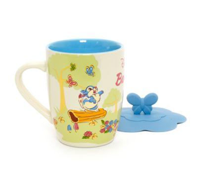 Bambi Mug And Lid