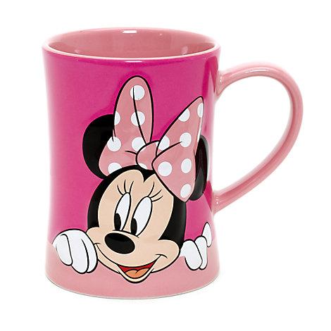 Minnie Mouse Peek Mug