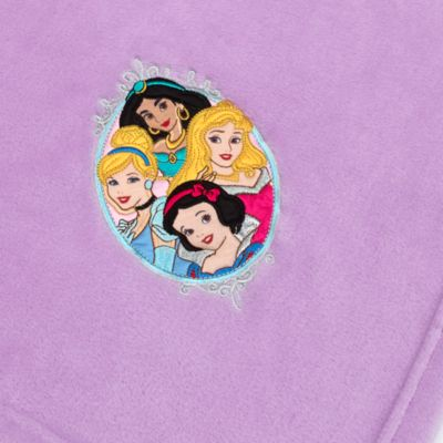 Jeté polaire Princesses Disney