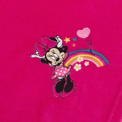 Jeté polaire Minnie Mouse