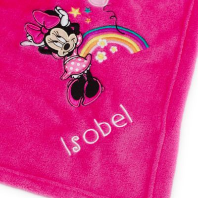 Minnie Maus - Tagesdecke aus Fleece