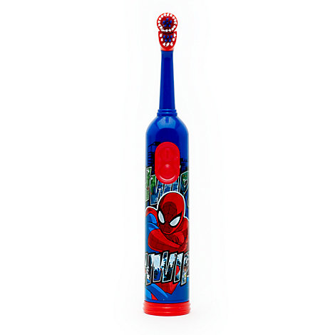 Spider-Man Toothbrush With Timer