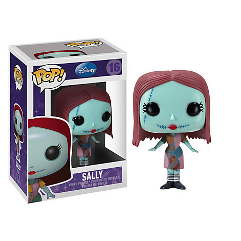 The Nightmare Before Christmas Sally Pop! Vinyl Figure by Funko