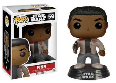 Personaggio in vinile Finn di Star Wars: Il Risveglio della Forza, serie Pop! di Funko
