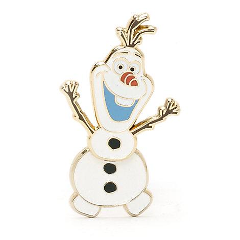 Die Eiskönigin - völlig unverfroren - Olaf mit Drehfunktion Anstecknadel in limitierter Edition