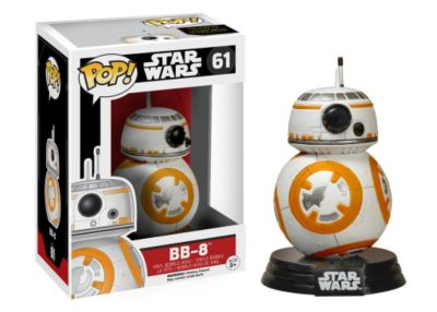 BB-8 Pop ! Star Wars : Le Réveil de la Force Figurine Funko en vinyle
