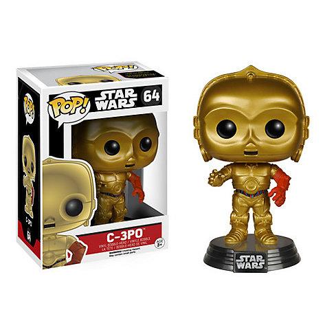 Star Wars: The Force Awakens C-3PO Pop! Vinyl Figure by Funko