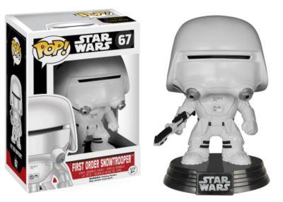 Personaggio Snowtrooper di Star Wars: Il Risveglio della Forza, serie Pop! di Funko