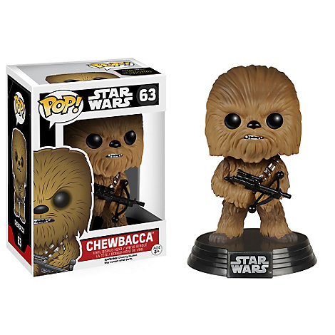 Star Wars: The Force Awakens Chewbacca Pop! Vinyl Figure by Funko