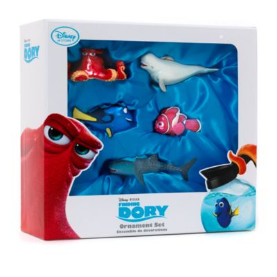 Finding Dory Ornament Set