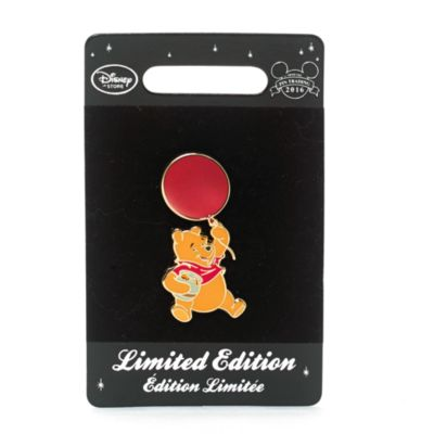 Winnie The Pooh Balloon Limited Edition Pin