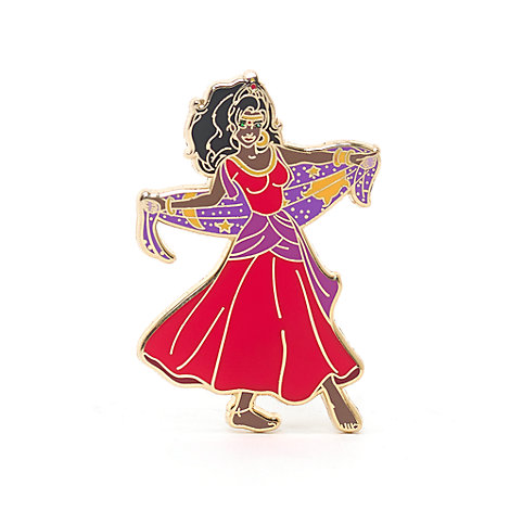 Esmerelda Limited Edition Pin, The Hunchback of Notre-Dame