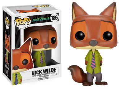 Nick Wilde Pop! Vinyl Figure by Funko, Zootropolis