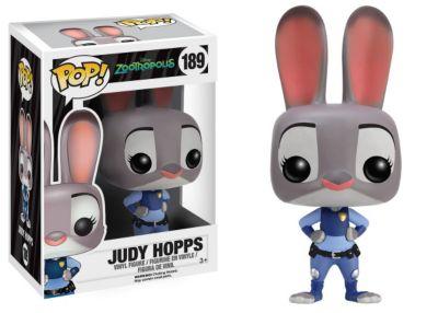 Judy Hopps Pop! Vinyl Figure by Funko, Zootropolis