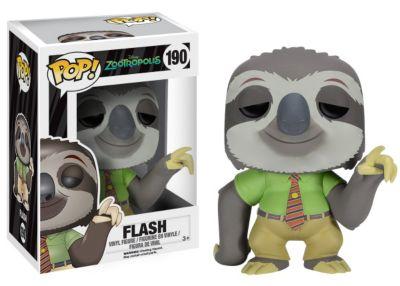 Flash Pop! Vinyl Figure By Funko, Zootropolis