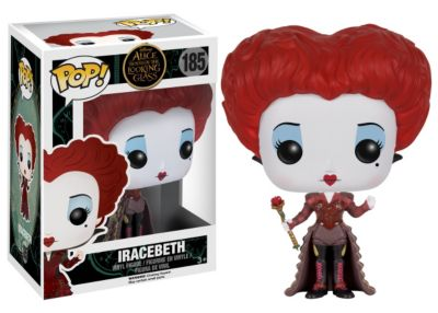 Red Queen Pop! Vinyl Figure by Funko, Alice Through The Looking Glass