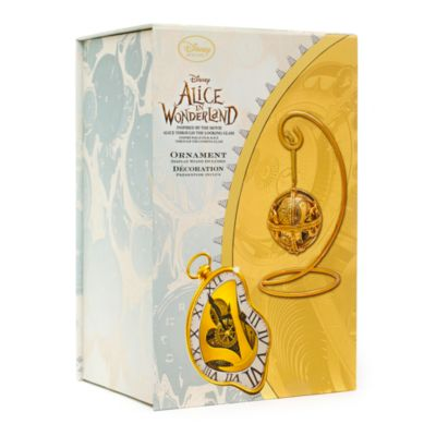 Alice Through The Looking Glass Hanging Ornament