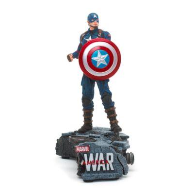 Figurita Capitán América e Iron Man, edición limitada