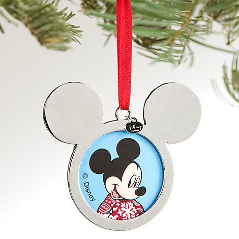Mickey Mouse Photo Frame Christmas Decoration
