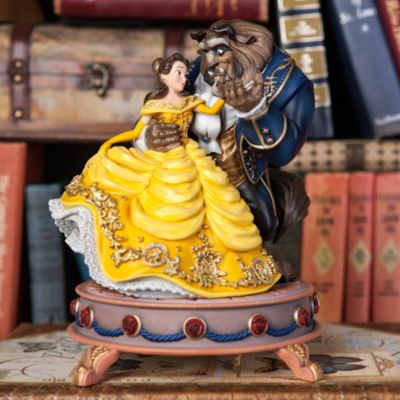 Beauty and The Beast Limited Edition Musical Ornament