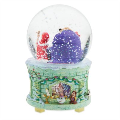 Art of Belle Light-Up Musical Snow Globe
