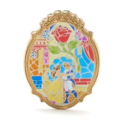 Beauty And The Beast Limited Edition Pin