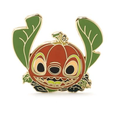 Stitch Pumpkin Limited Edition Pin