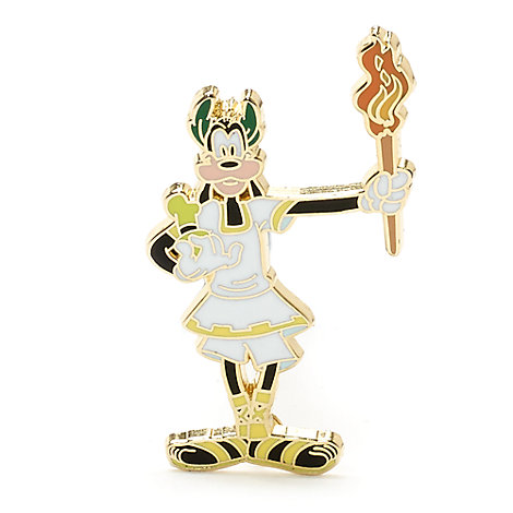 Sporty Goofy Limited Edition Pin