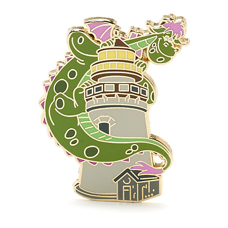 Pete's Dragon Limited Edition Pin