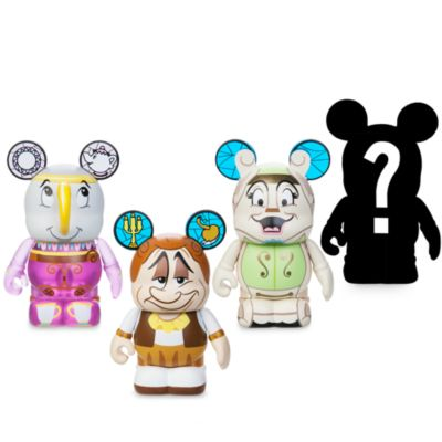 Beauty And The Beast Vinylmation 3'' Figure