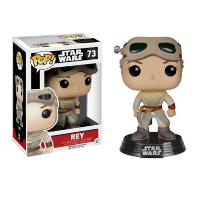 Rey with Goggles Pop! Vinyl Figure by Funko, Star Wars: The Force Awakens