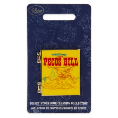 Pecos Bill Pin