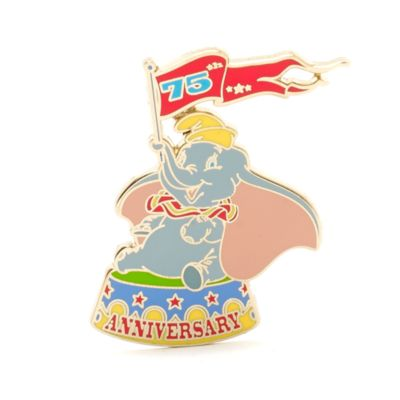 Dumbo 75th Anniversary Limited Edition Pin