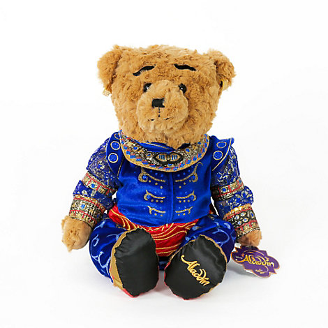 Genie Soft Toy Bear, Aladdin The Musical