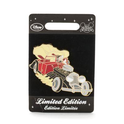 Cruella De Vil Limited Edition Pin, 101 Dalmatians