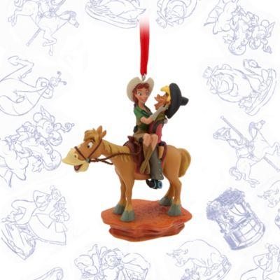 Pecos Bill Ornament