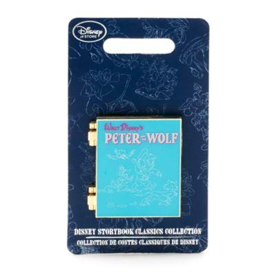 Pin's Pierre et le loup