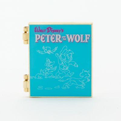 Peter und der Wolf - Anstecknadel