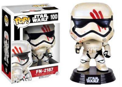 FN-2187 Pop! Vinyl Figure by Funko, Star Wars: The Force Awakens