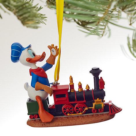 Decoración navideña Donald