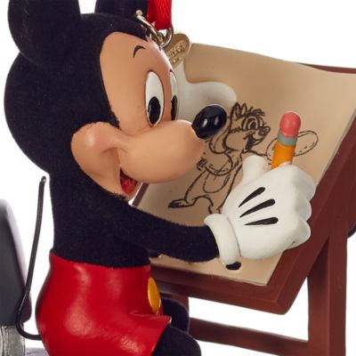 Micky Maus - Weihnachtsdekoration