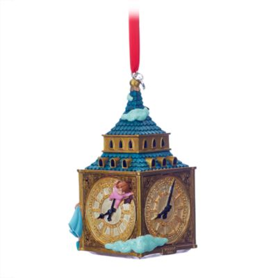 Peter Pan Big Ben Christmas Decoration