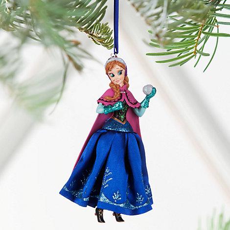 Décoration de Noël Anna, La Reine des Neiges