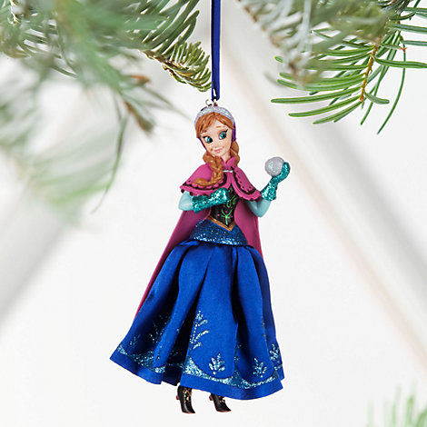 Anna Christmas Decoration, Frozen