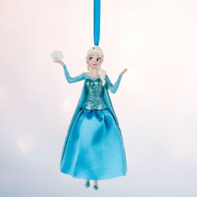 Decoración navideña Elsa, Frozen