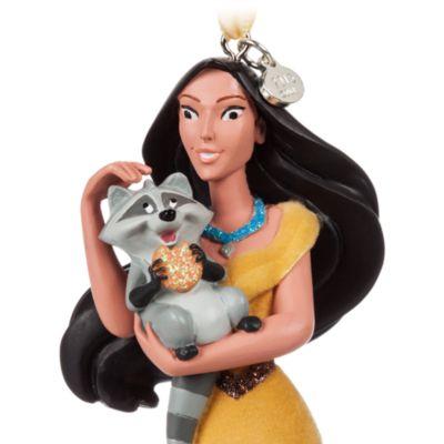 Decoración navideña Pocahontas