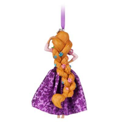 Decoración navideña Rapunzel